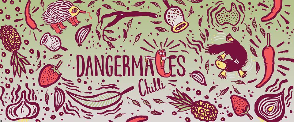 Dangermates Chilli Logo