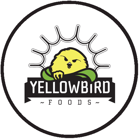 Yellowbird Foods - Round Logo