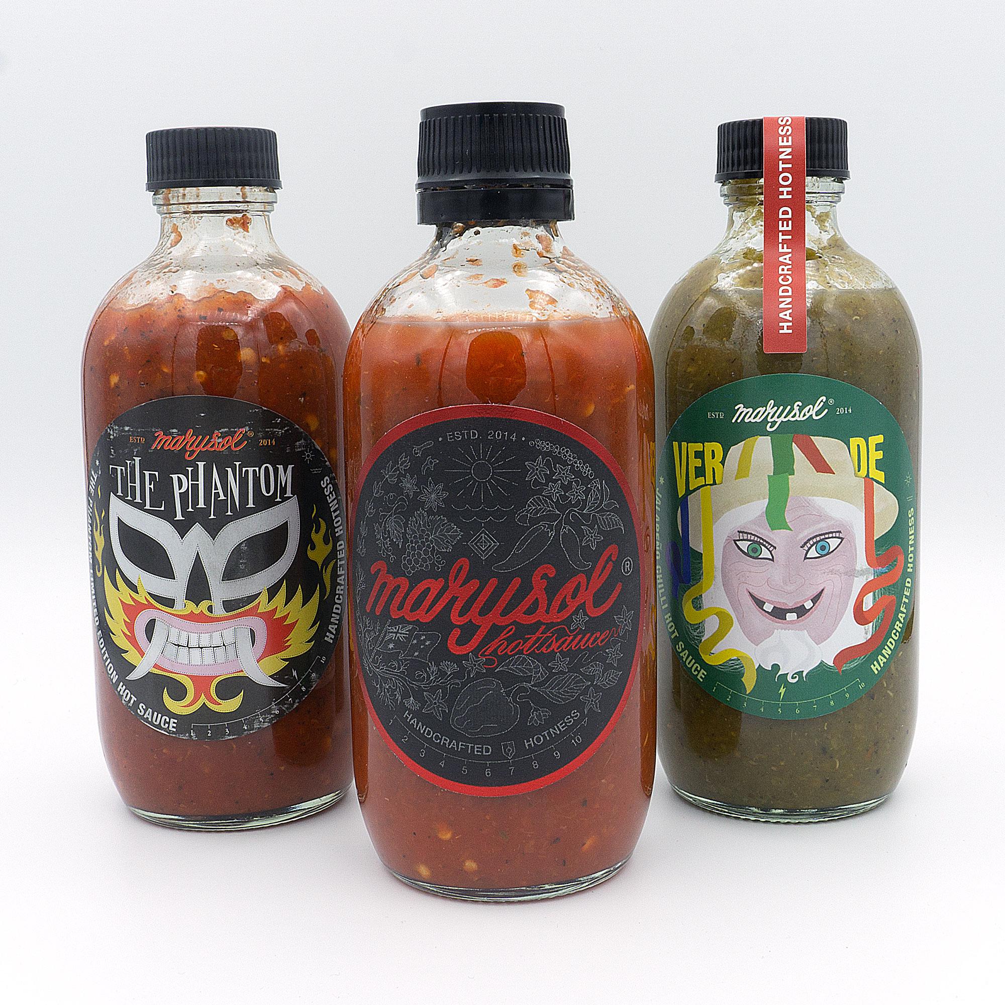Marysol Hot Sauce