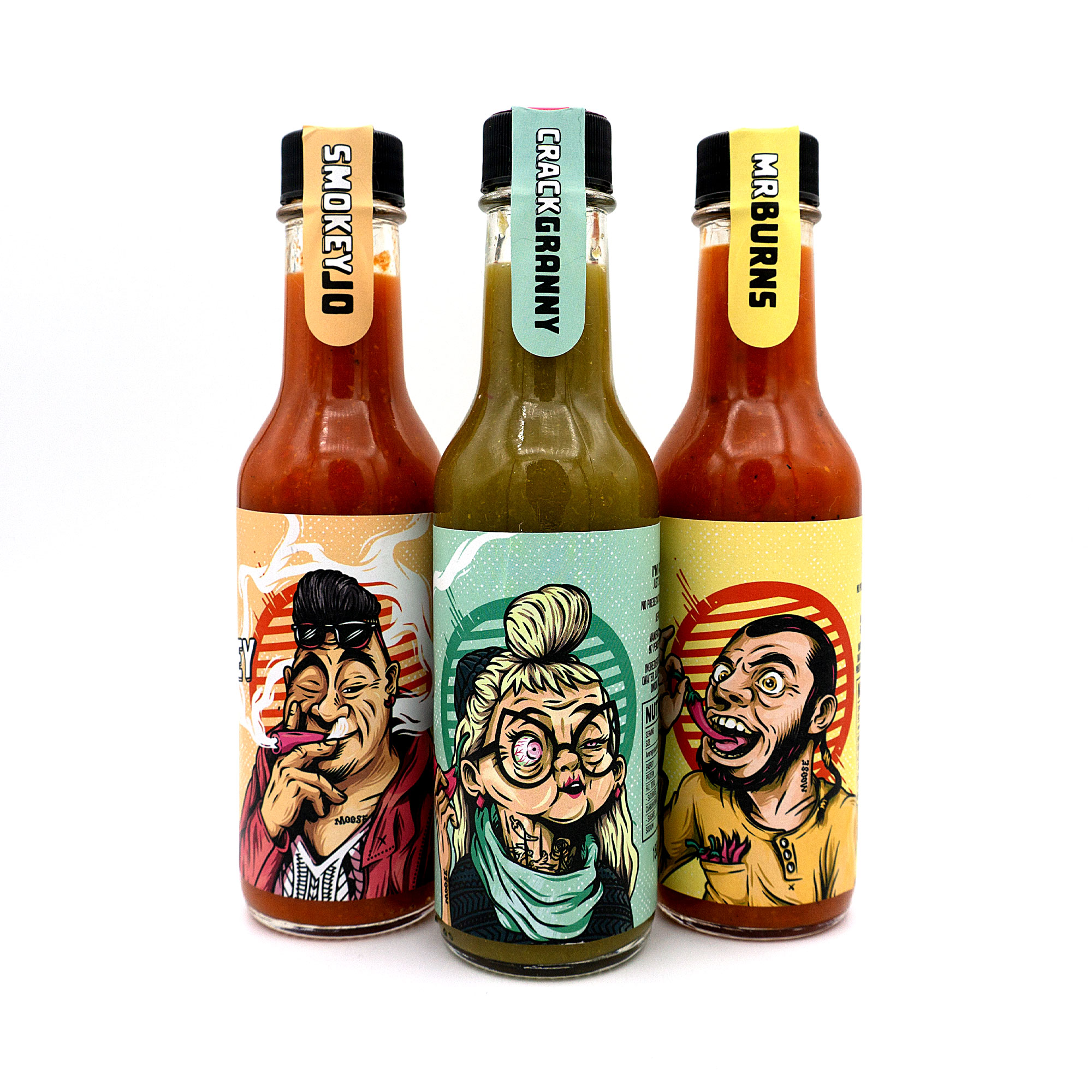 Moose Hot Sauce - All Products