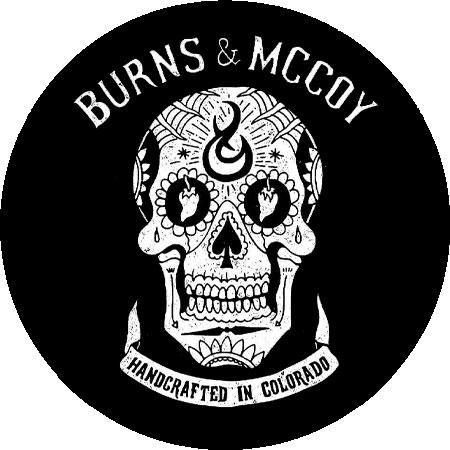 Burns & McCoy Logo | Mat's Hot Shop