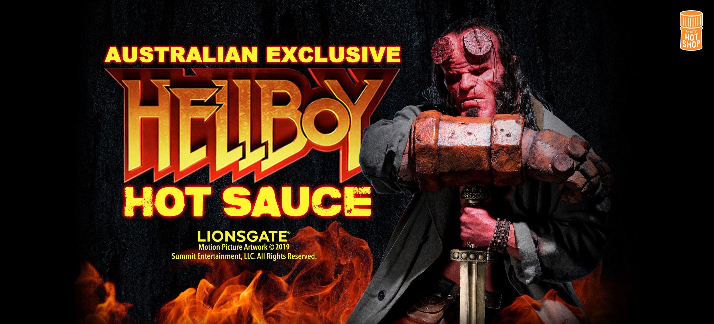 Hellboy+Movie+2019+Hot+Sauce