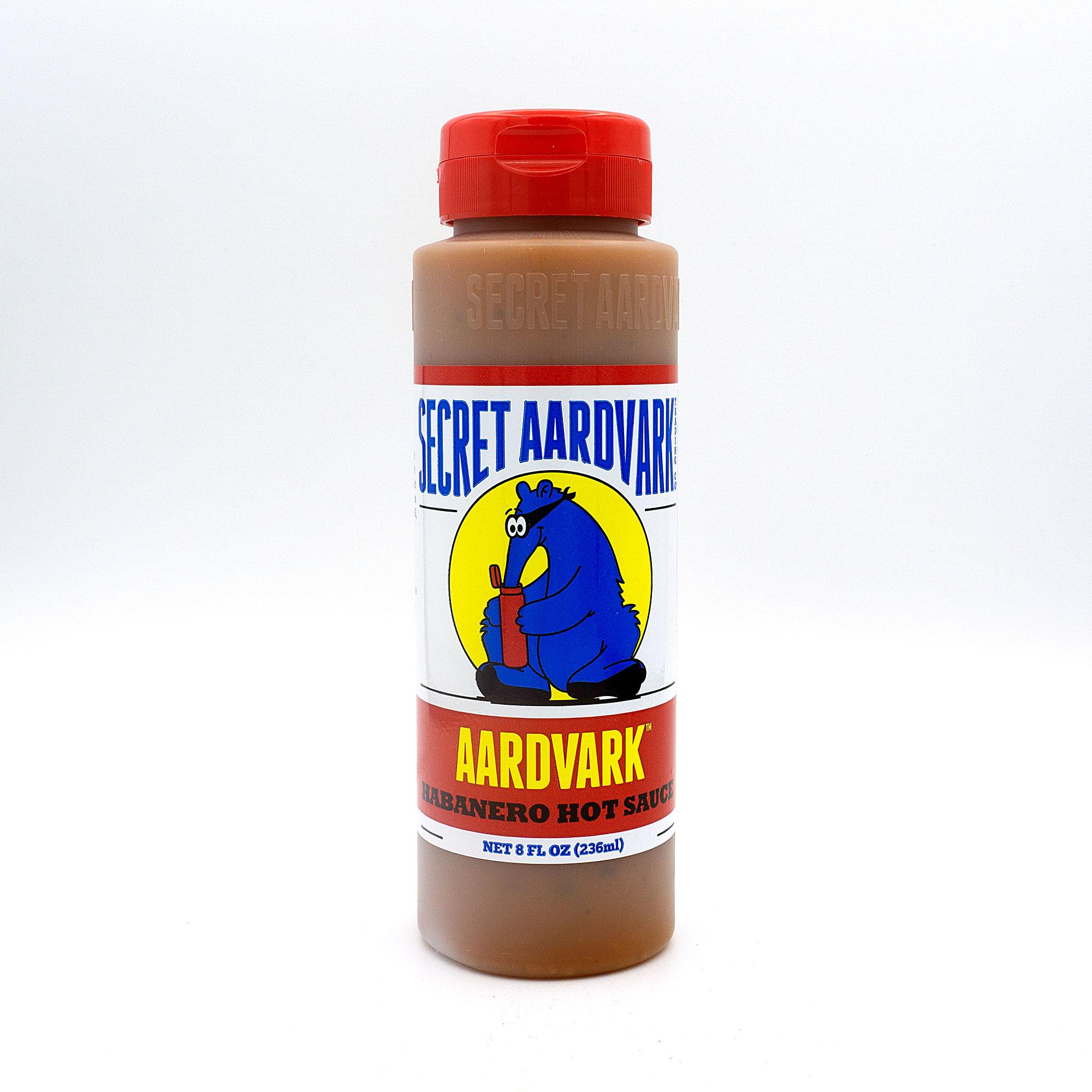 Secret Aardvark - Habanero Hot Sauce | Mat's Hot Shop