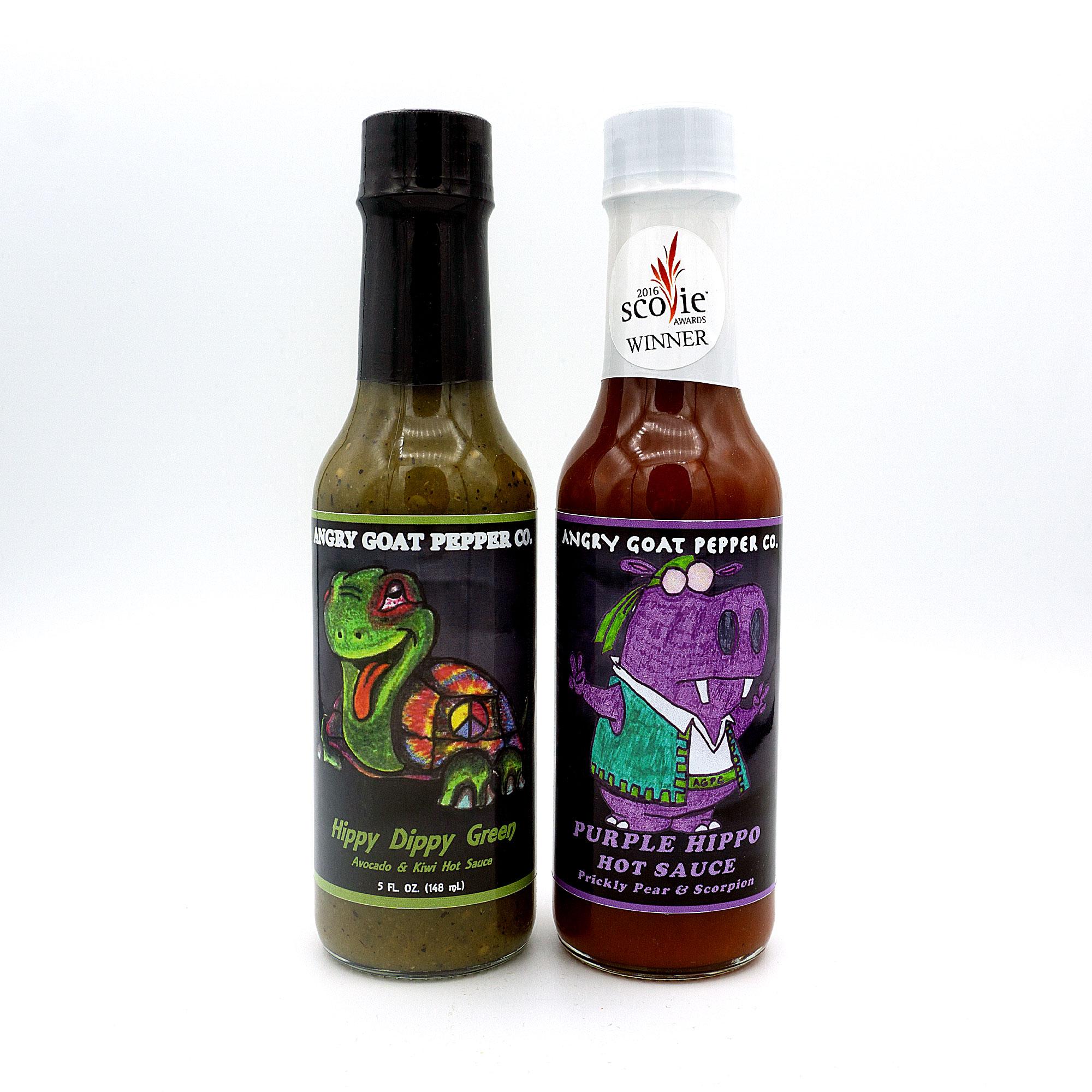 Angry Goat Pepper Company   Mat's Hot Shop - Australia's Premier Hot Sauce Store