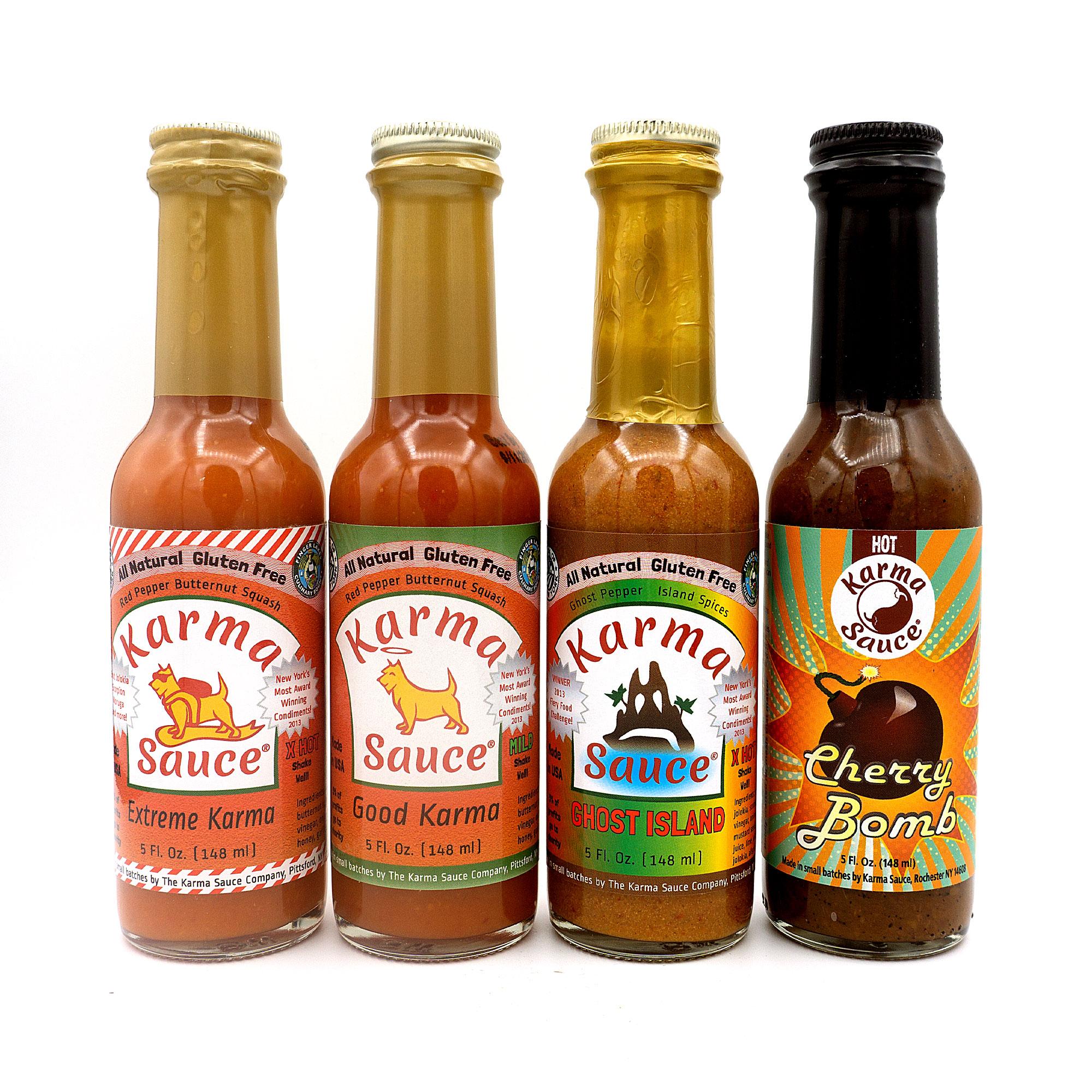 Karma Sauce Products | Mat's Hot Shop - Australia's Premier Hot Sauce Store