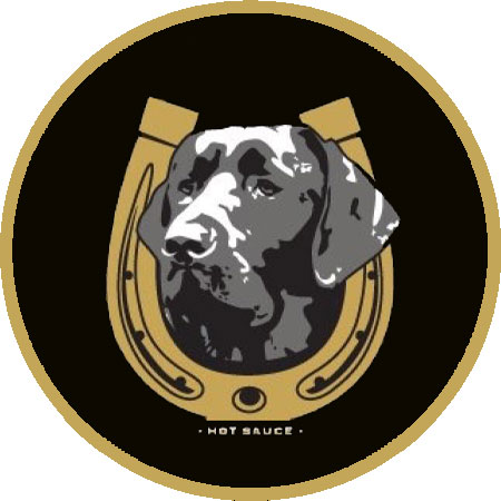 Lucky Dog Hot Sauce Logo