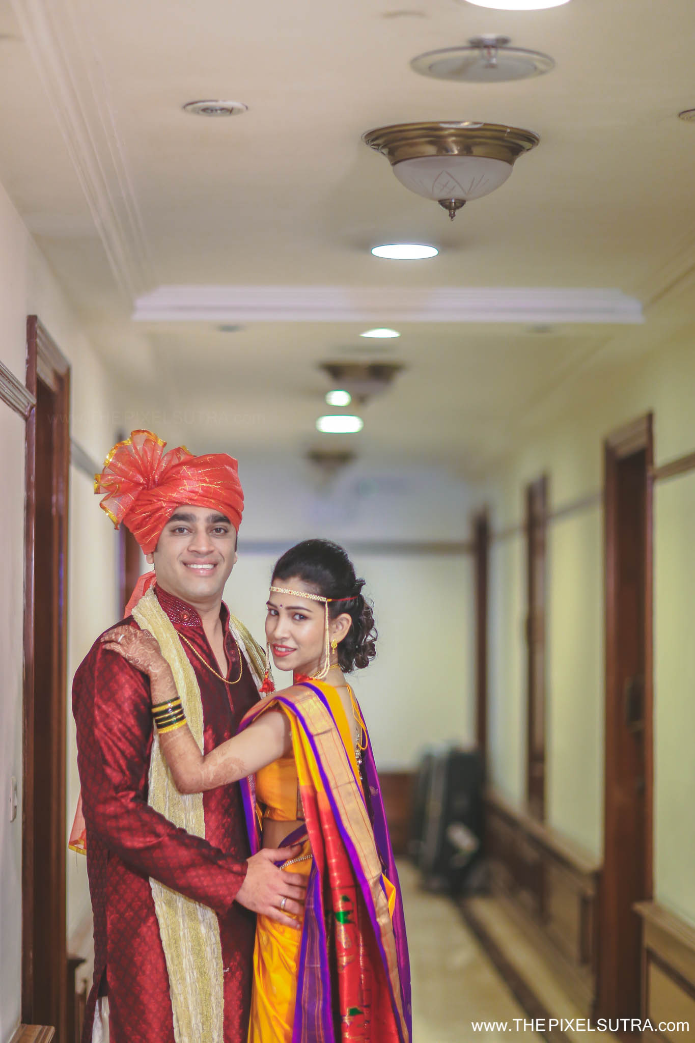 The Pixel Sutra Nachiket x Priyanka Candid Wedding photographer Mumbai Best  (25).jpg