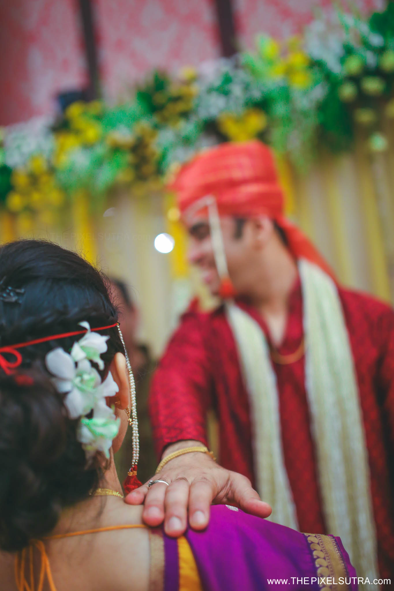 The Pixel Sutra Nachiket x Priyanka Candid Wedding photographer Mumbai Best  (32).jpg