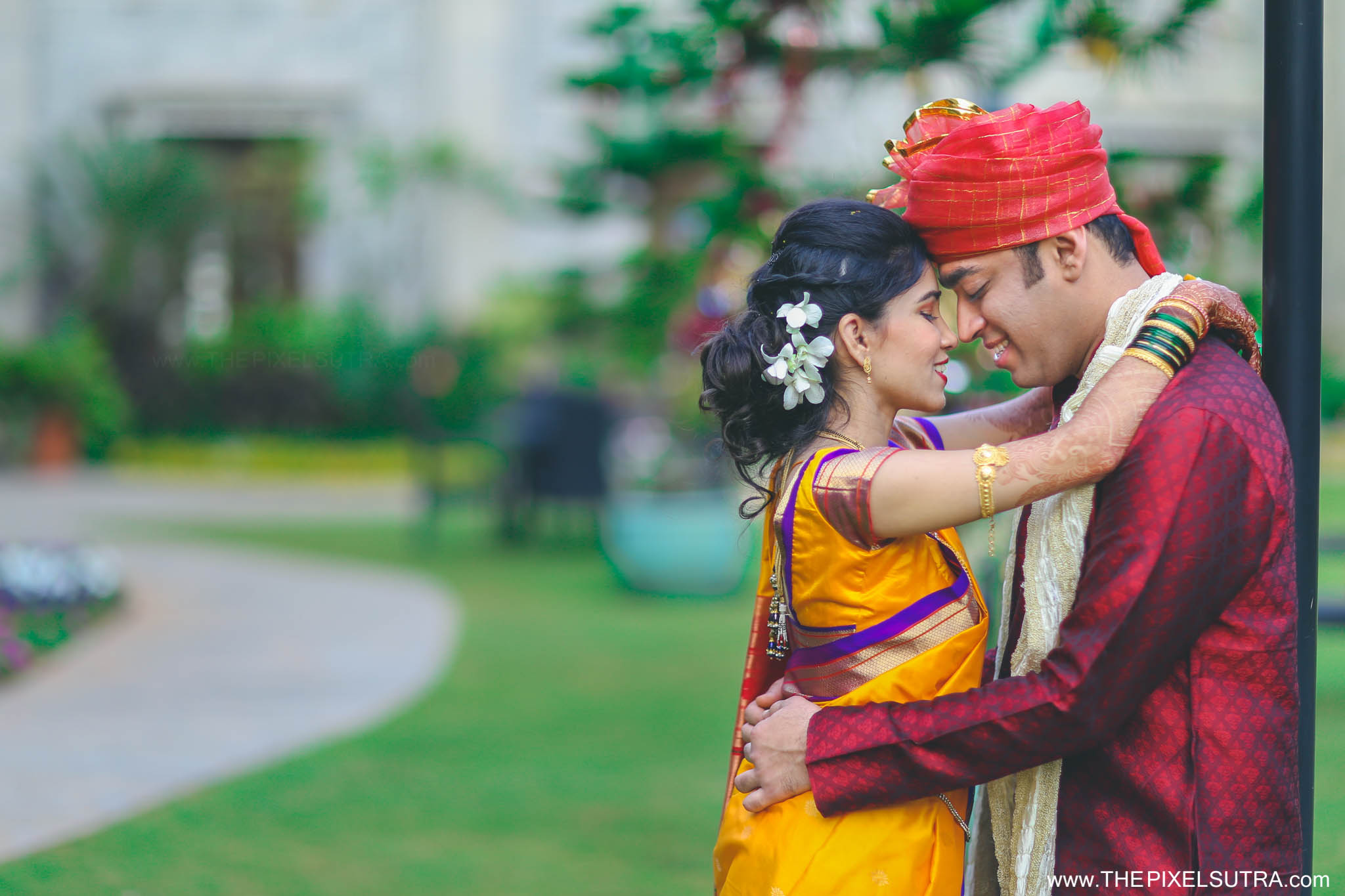 The Pixel Sutra Nachiket x Priyanka Candid Wedding photographer Mumbai Best  (49).jpg