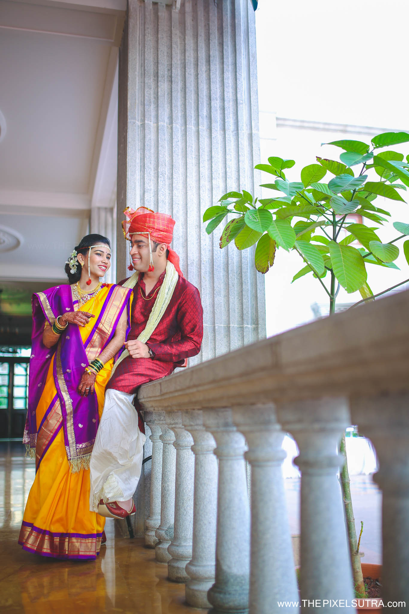 The Pixel Sutra Nachiket x Priyanka Candid Wedding photographer Mumbai Best  (54).jpg