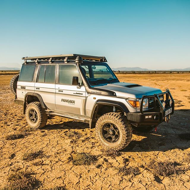 // Adventure Ready // if you want to access the very best wilderness location in The Western Cape and Beyond, there is one one mode of transport - The Pangaea Land cruisers. Let's go . . . #adventuretime #outdoors #travel #luxurytravel #adventuretravel #capetown #southafrica #wilderness #landcruiser76 #safari #ocean #beboundless
