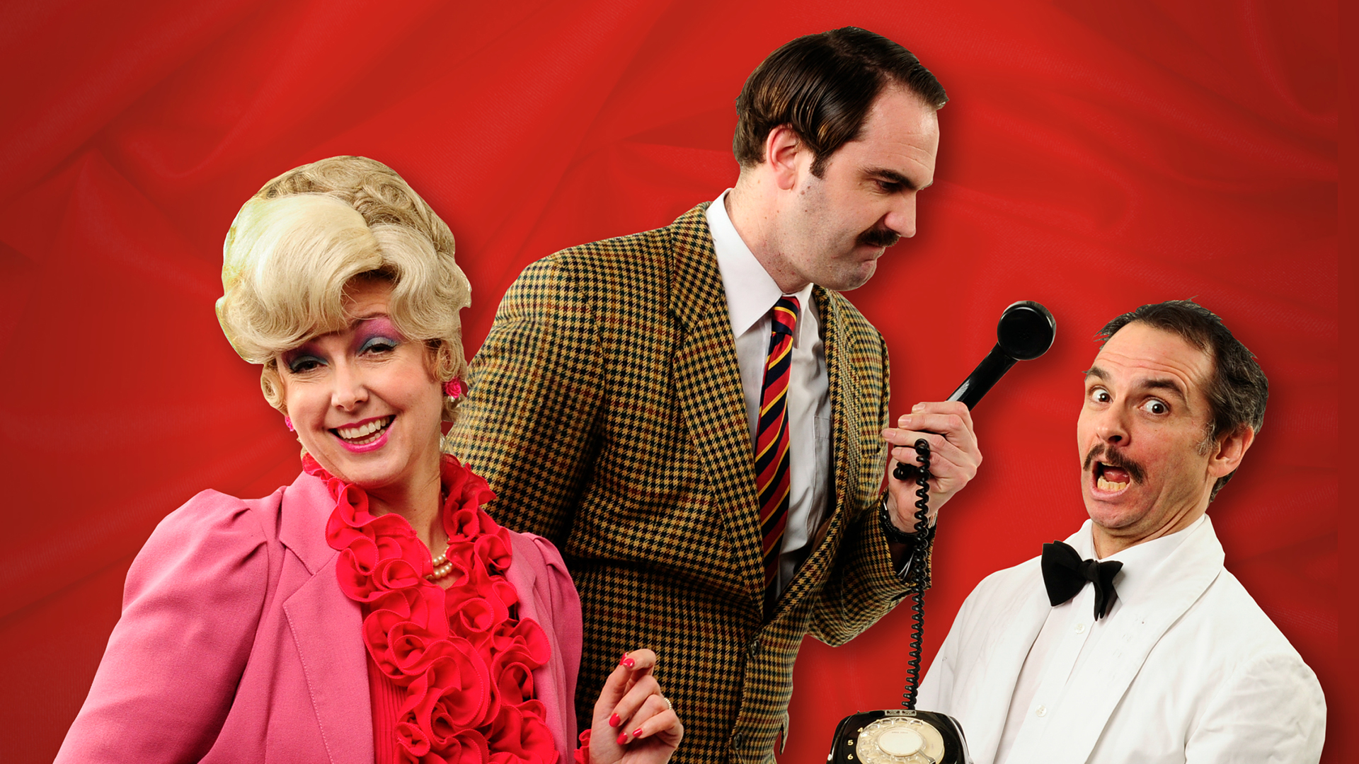 FAULTY TOWERS DINING EXPERIENCE   Ok, so this is a slightly tenuous link to Mother's Day but if you fancied something a little different from flowers and a card then the  Faulty Towers Dining Experience  could be perfect for your mother and you...if she's game for a comedy evening of food and calamity that is. Inspired by one of Britain's greatest comedy series (which, can you believe it, only made 12 episodes in total?!) the Faulty Towers Dining Experience is a 2-hour interactive production which features you, the diners, as the audience. As you tuck into your three-course meal (lunch and dinner slots both available) you will be caught up in the madness of the three performers who replicate the spirit of the completely incompetent hotel staff that made the show so popular. Now we must alert you to the fact that this is in no way associated with the TV programme but rather is a dedication to it's humour and disastrous hilarity. The madness takes place at the De Vere Connaught Rooms in Holborn and tickets can be bought  here .