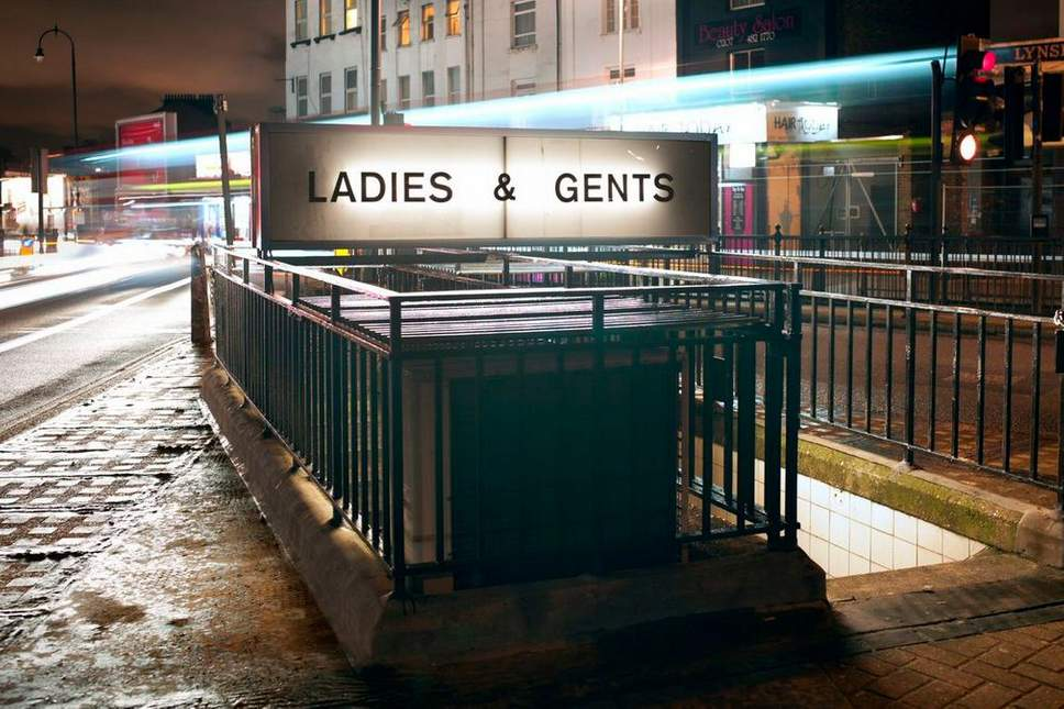 BAR: LADIES & GENTLEMEN   Lots of people do some of their best thinking in the loo, so why not some of our best socialising?  Ladies & Gentlemen  are on a (toilet) roll and have opened the third instalment of their WC based venture this month, in Camden. Housed in a former public bathroom just down from Camden Road Station, Ladies & Gentlemen offers up a sumptuous list of cocktails and beers in this rather unusual but special venue. You don't need to be feeling flush to spend a penny or two on martinis and more at the concrete topped bar, served up under the original Victorian tiling. More spacious than you would imagine, it really is a wonderful subterranean hideaway and it's great to see some of our cities unused spaces coming back to life in such a fun way. So take a date and hide away from the winter weather in this wonderful new spot. Trust us, we've always got your back(side).   Facebook  |  Instagram  |  Twitter