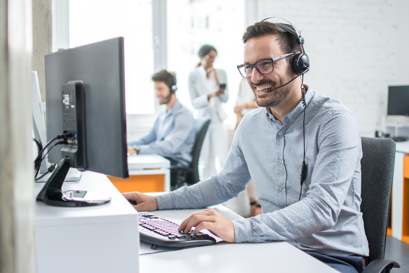 Unrivaled service. - Don't like voicemail? Neither do we. In fact, we don't have voicemail at our office during business hours. That means you will always get an associate on the line when you need us – from our CEO to our service experts, our team is ready and encouraged to help you grow your business!