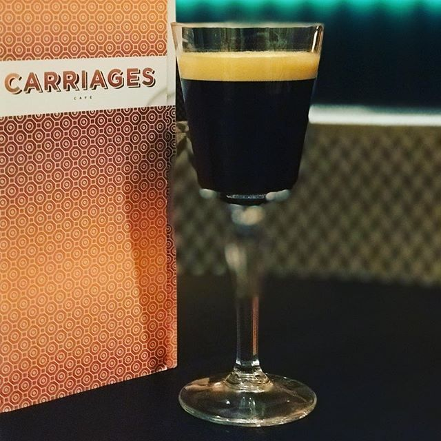 Out on a Monday night and already flagging? Our Espresso Martini is the perfect pick me up - made with @absolutuk vodka, @kahlua and fresh espresso, shaken together and served straight up. Just the caffeine kick you need.