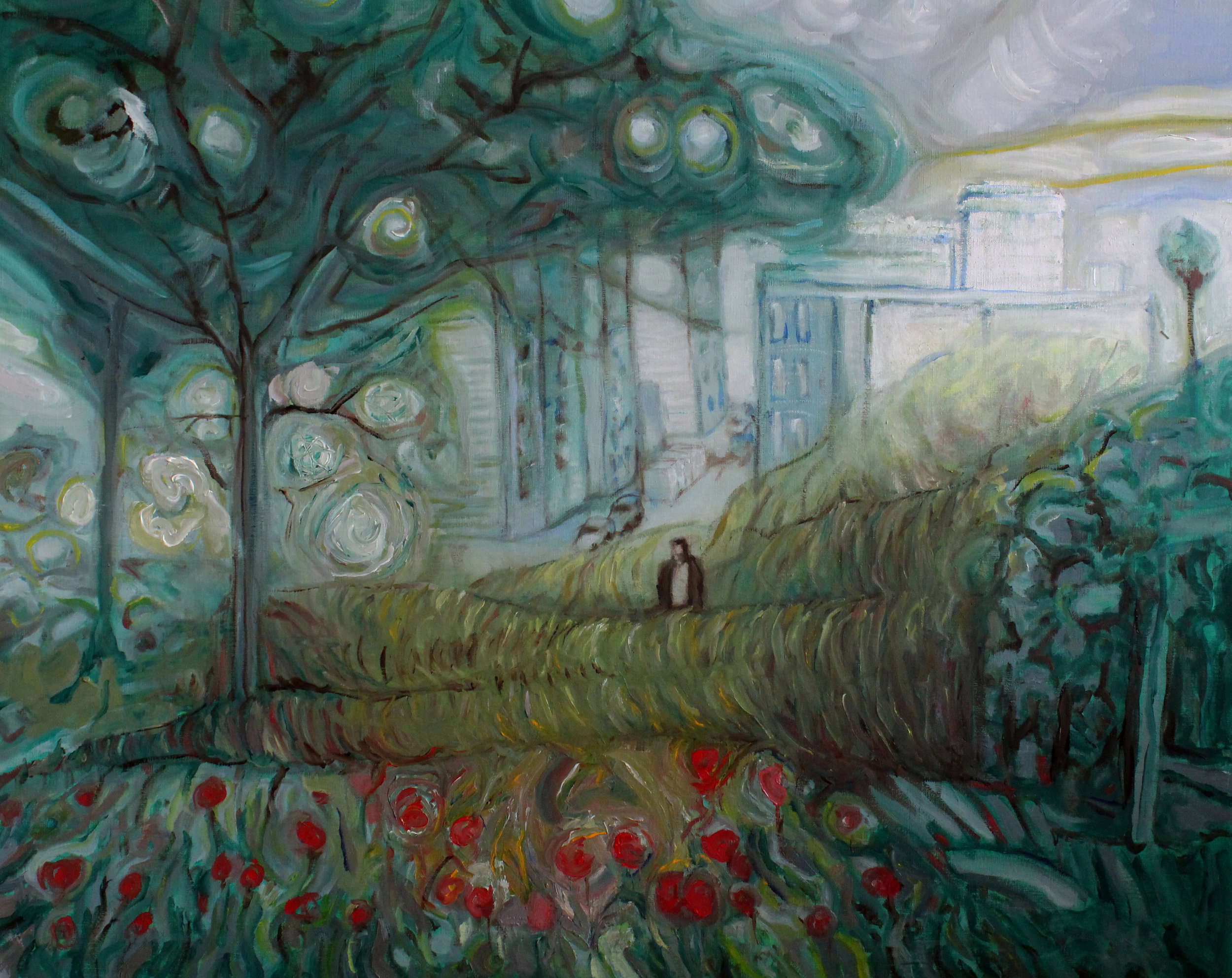 Krabbé zoek van Gogh - Montmartre 1