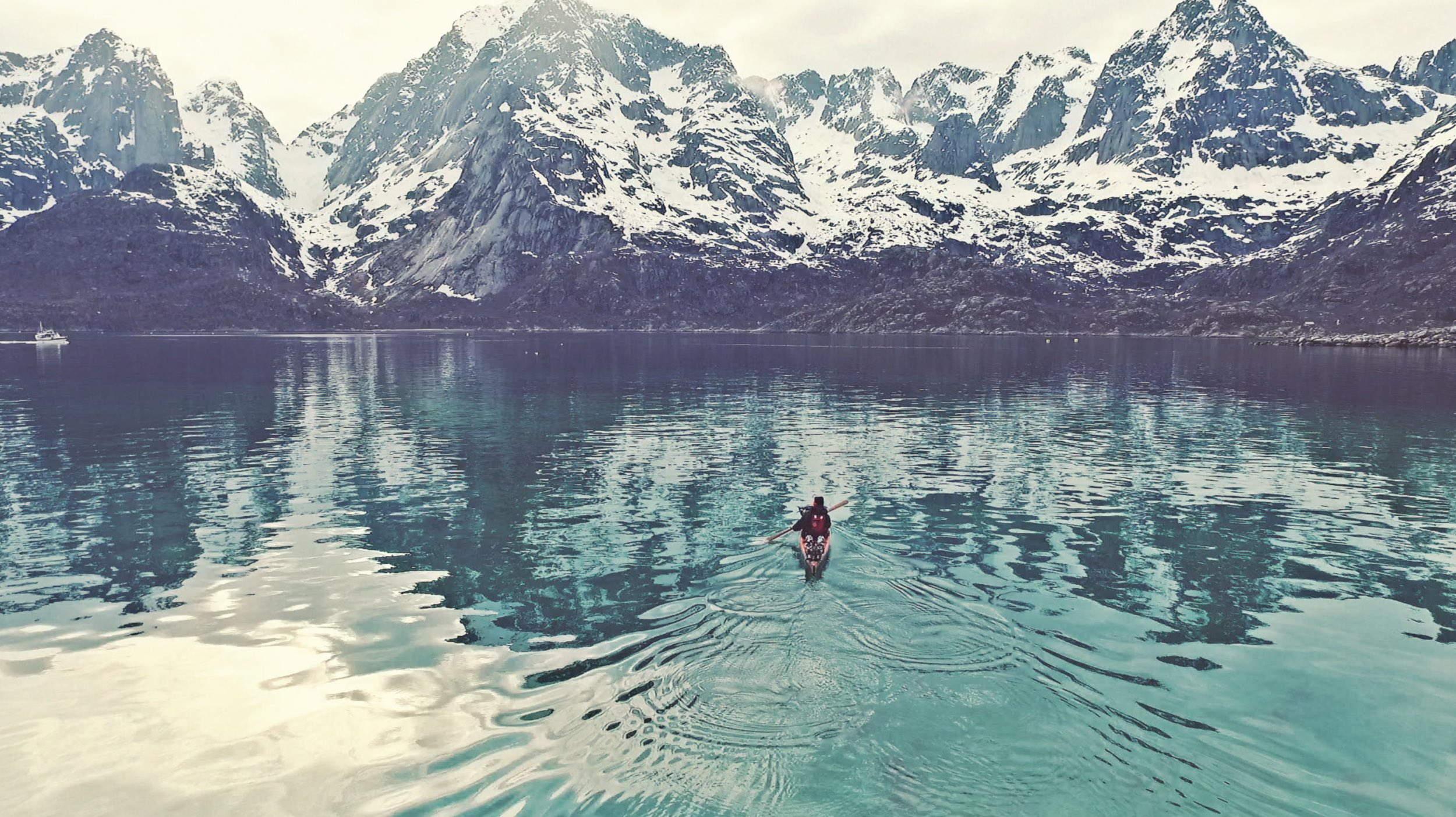 ONE DAY I WILL - DREAMS OF CROSSING THE ATLANTIC AND ARCTIC CANOING