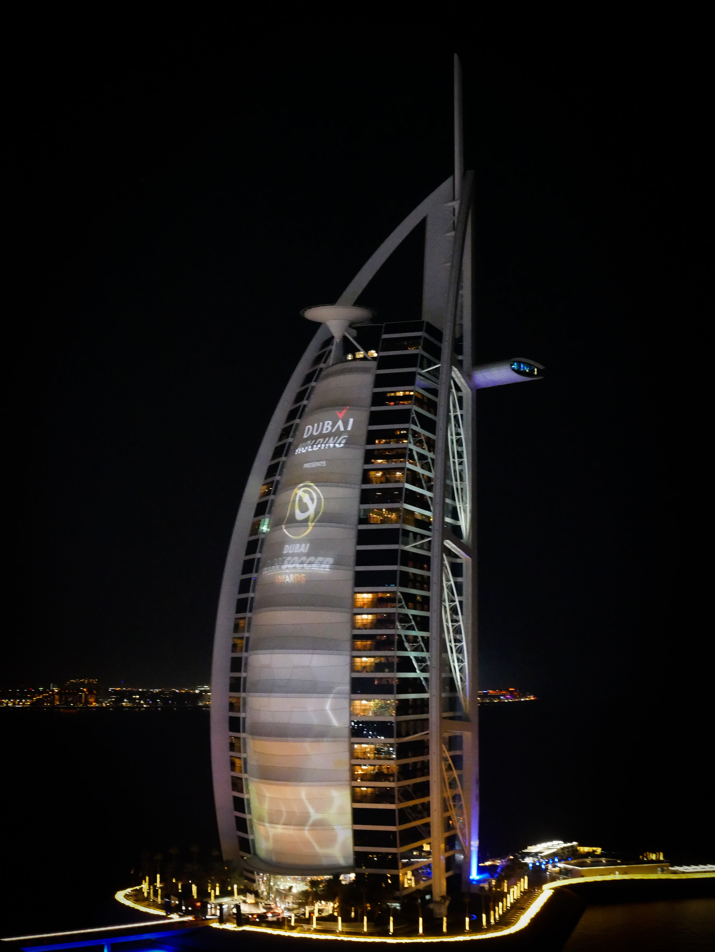Burj Al Arab_Globe Soccer Awards