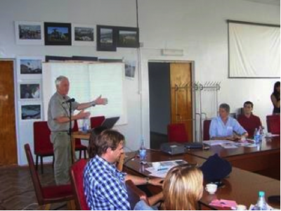 Meetings at the National University of Life and Environmental Sciences, Kiev, to try to draw administrative attention to the concern