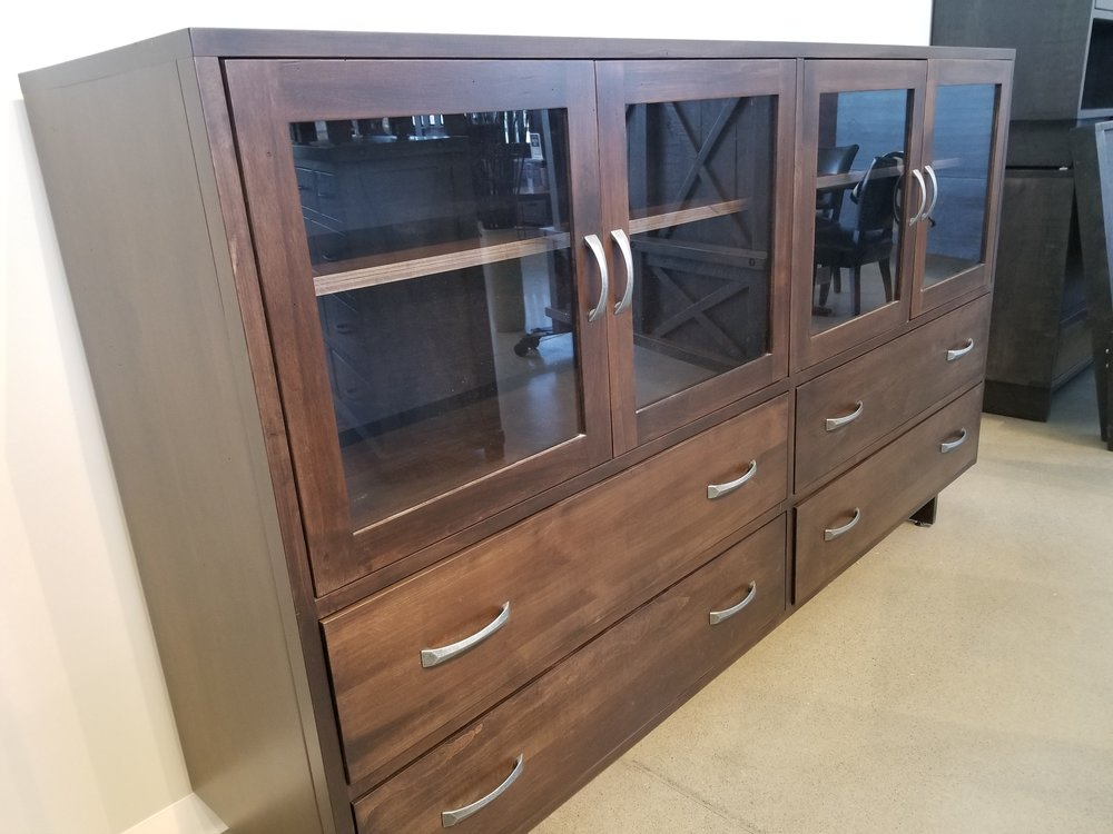 SIDEBOARDS & WALL CABINET -