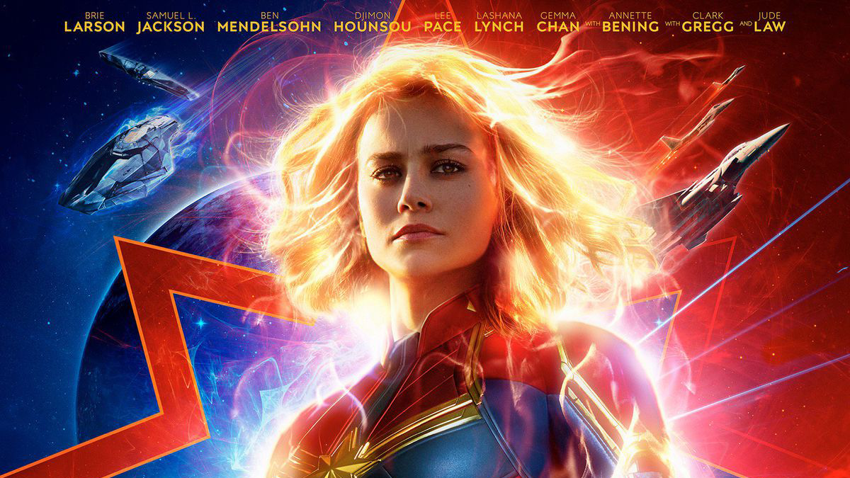 Captain Marvel - Friday 30.08.19 I 3.30pm