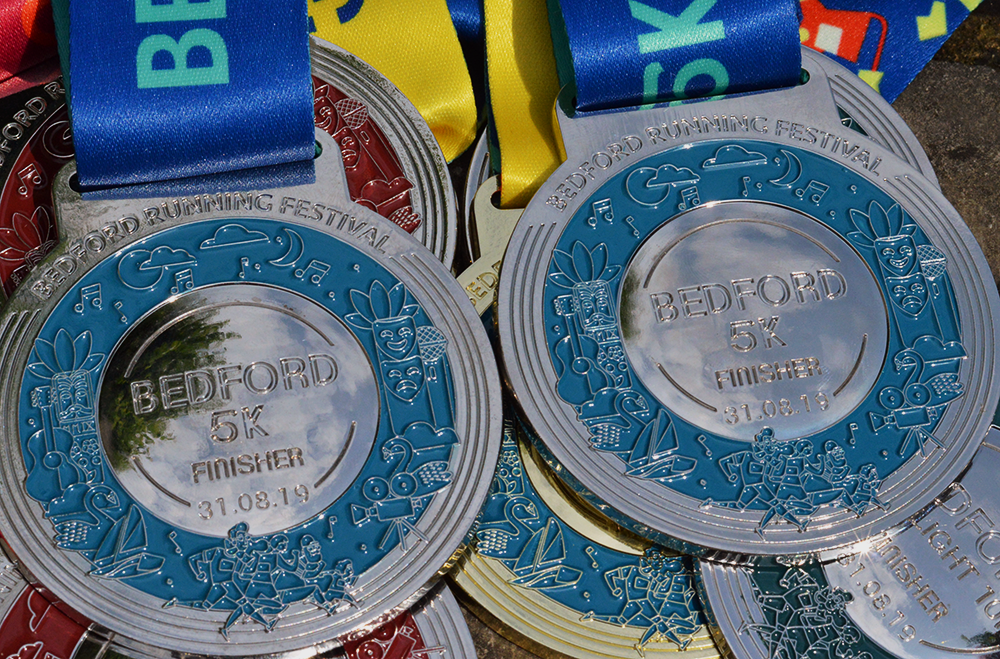 Is there a medal for finishers? - ALWAYS!