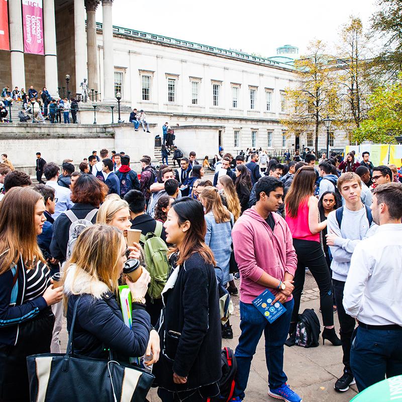 why use on-campus promotions for campus events