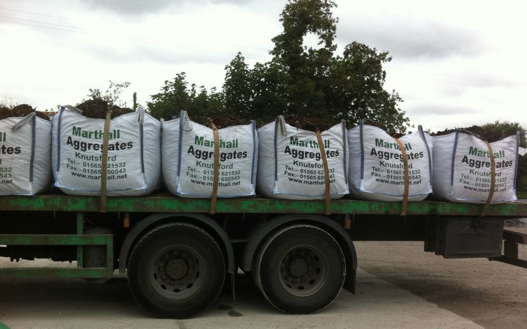 Marthall Aggregates - For the last 10 years Marthall has been offering aggregate direct from the quarry as loose loads. From our yard we can supply in bulk bags & 25kg bags. Gabion baskets and rockery stone too. We are also a stockist for Nexus Professional surfacing systems.