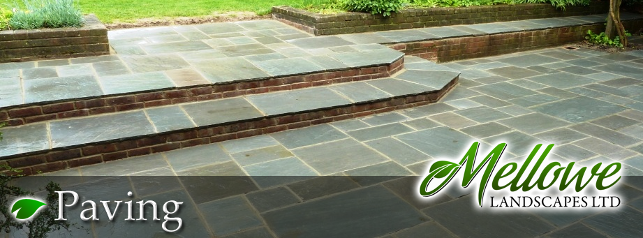 Mellowe Landscapes - We have over 40 years experience in landscape construction and maintenance, and we feel that we are a leading landscape contractor in the North West.