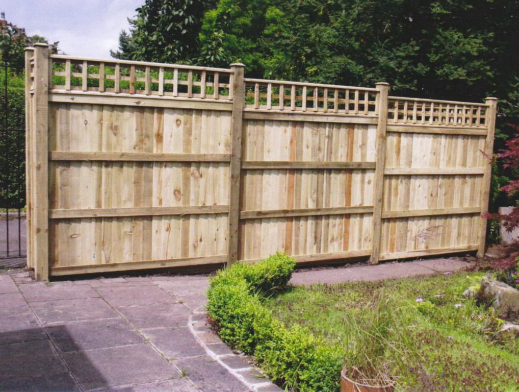 Wilmslow Fencing - Specializing in Domestic Post & Panel Fencing.Email : elizabethmarsden1@hotmail.co.ukContact JohnTel : 01565 872880Tel : 07748 090376