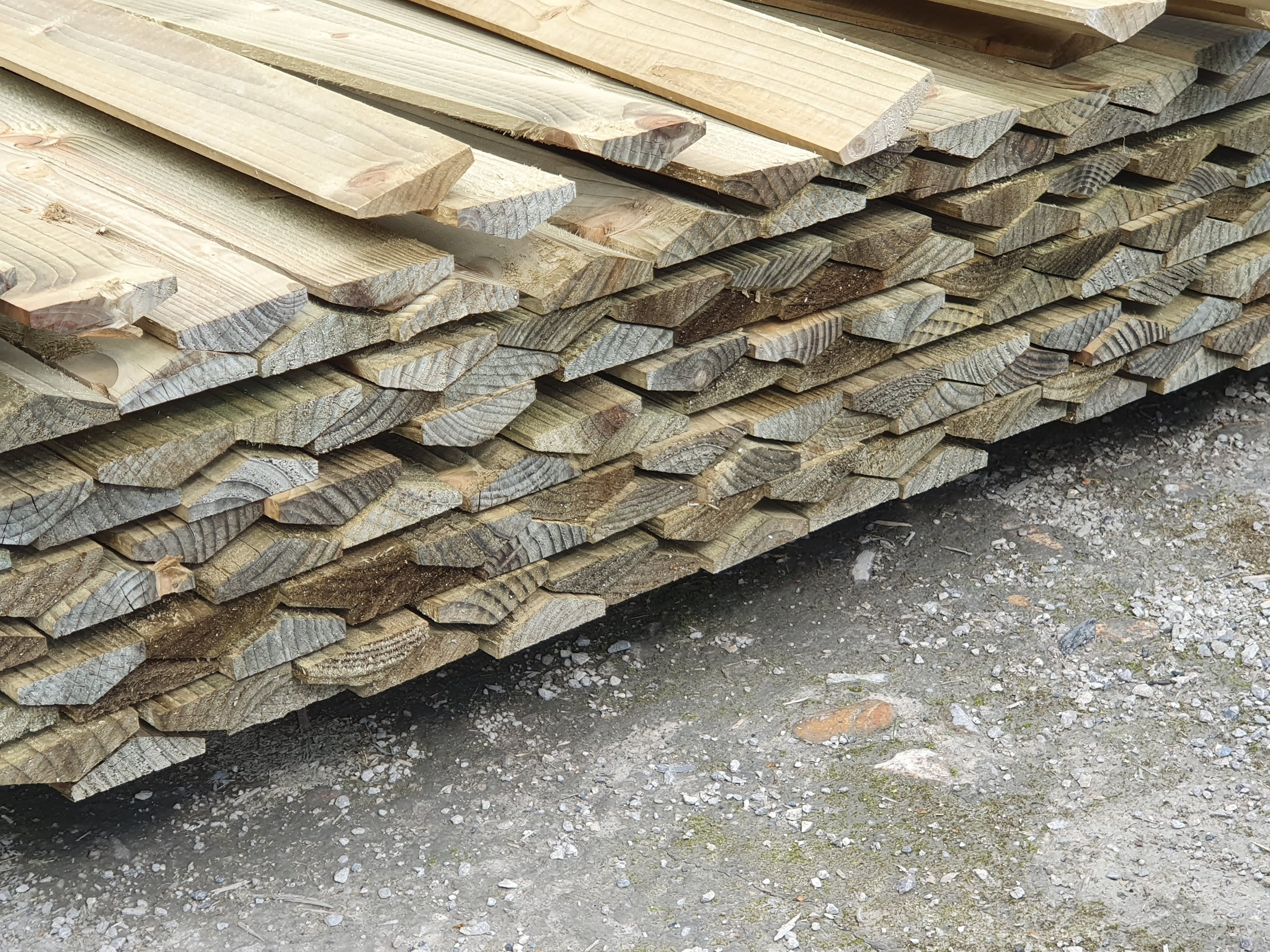 1.83m x 50 x 12mm T/W Capping