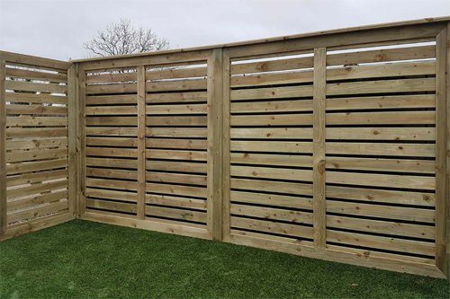 Fence Panels & Trellis -