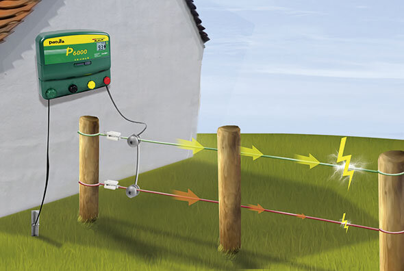 electric fencing -