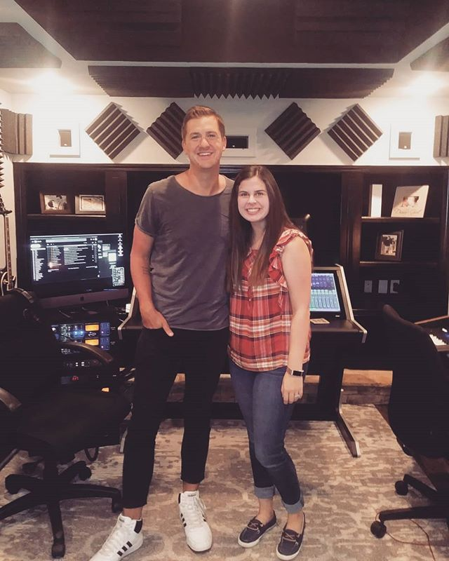 It is always so much fun working with Uphill Studios! Can't wait for you guys to hear my next single!! It's coming your way soon!😁🎶