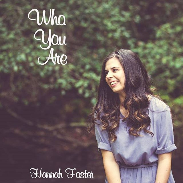 "Hey Guys! I am super excited to announce that my new single ""Who You Are"" will be out everywhere on Monday, October 21st! As I was writing this song, I prayed and asked God to give me the words He would have me share with you! Out of all the songs I have written, this song is by far the most special to me! I can't wait for you to hear it! Be sure to check it out on Monday!❤"