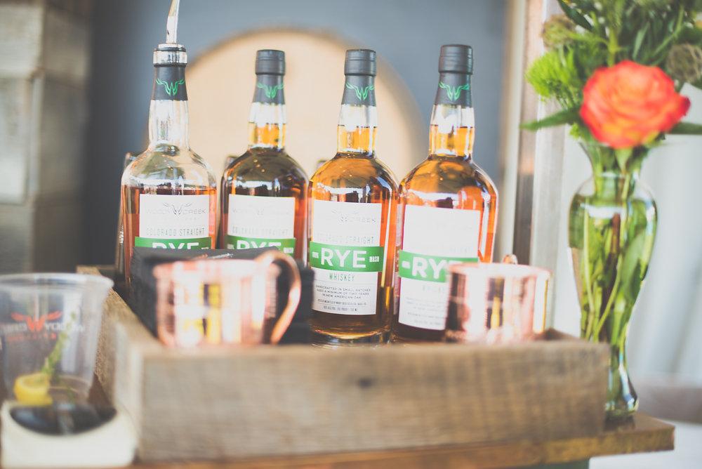 - Woody Creek Distillers at Denver Food & Wine