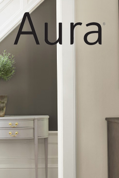 The most advanced way to bring colour to life, Aura uses proprietary Colour Lock technology to create discernibly richer, truer colour.