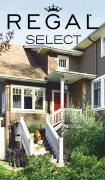 REGAL Select Exterior High Build offers optimum coverage for added protection and durability in fewer coats.