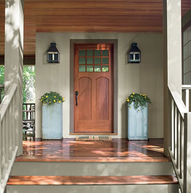 Hardwood_Door_Benjamin_Moore_Arborcoat_Stain_Semi_Transparent