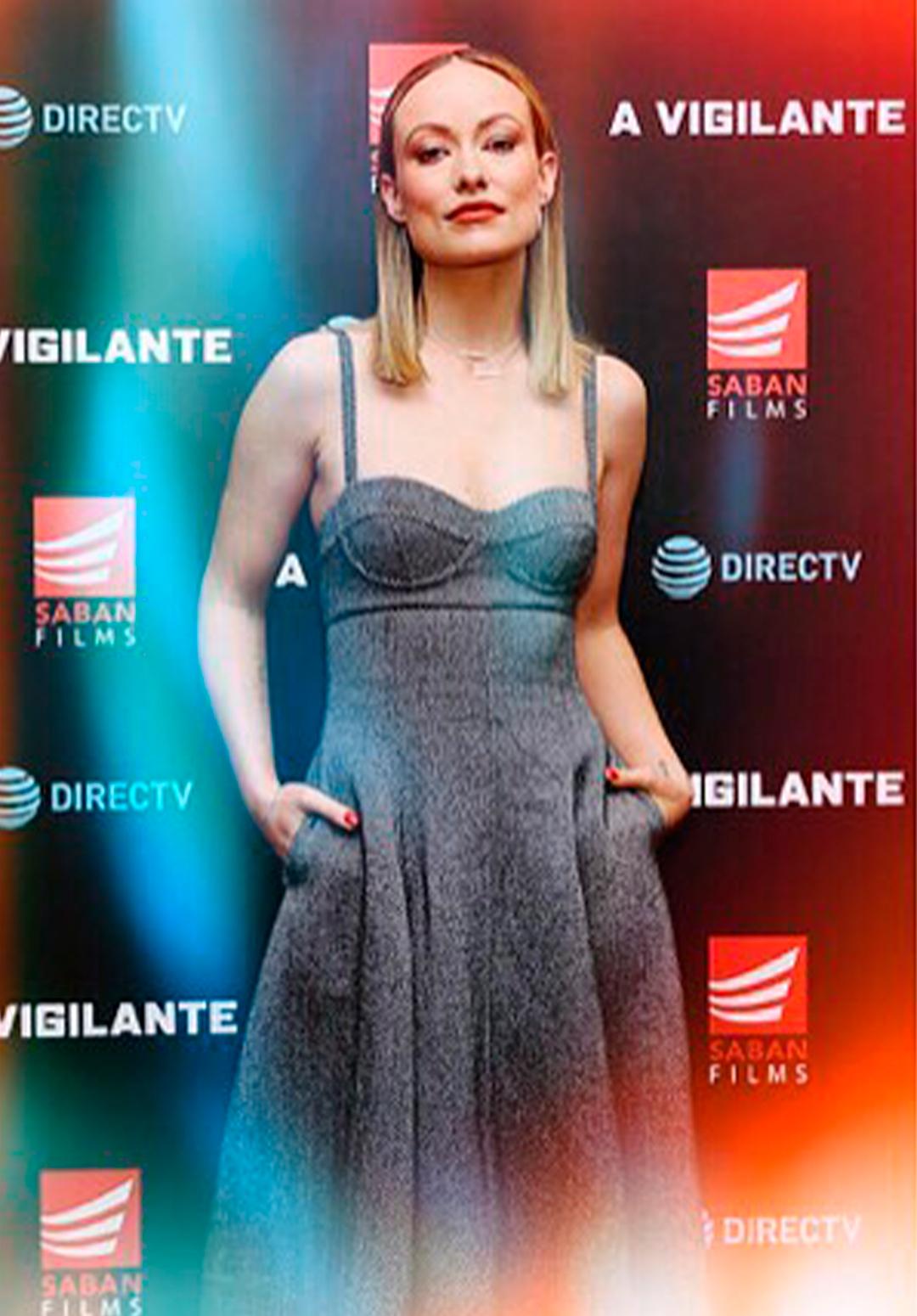 OLIVIA WILDE + OSCAR DE LA RENTA - AUTHENTIC ADVOCACY for HENRY STREET SETTLEMENT