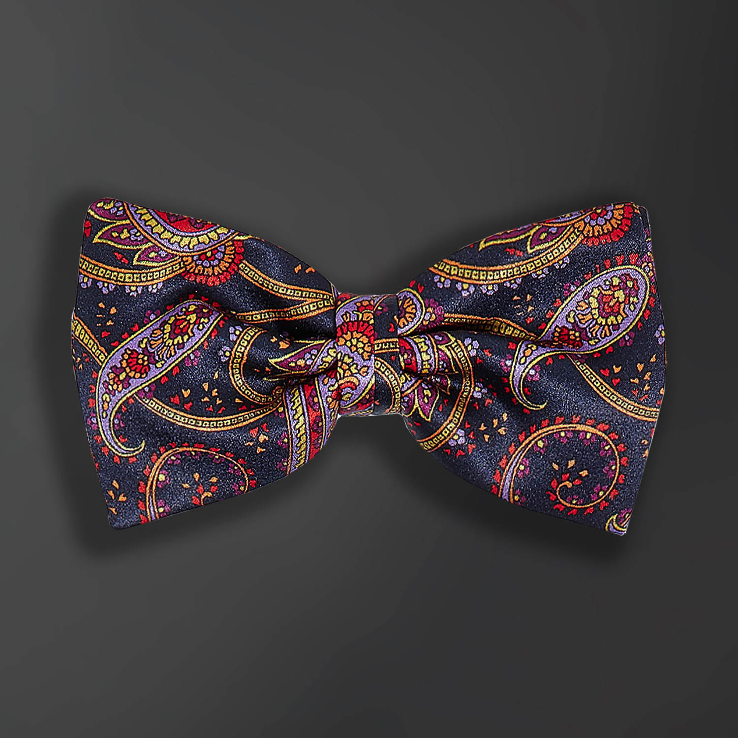 Bow tie on display