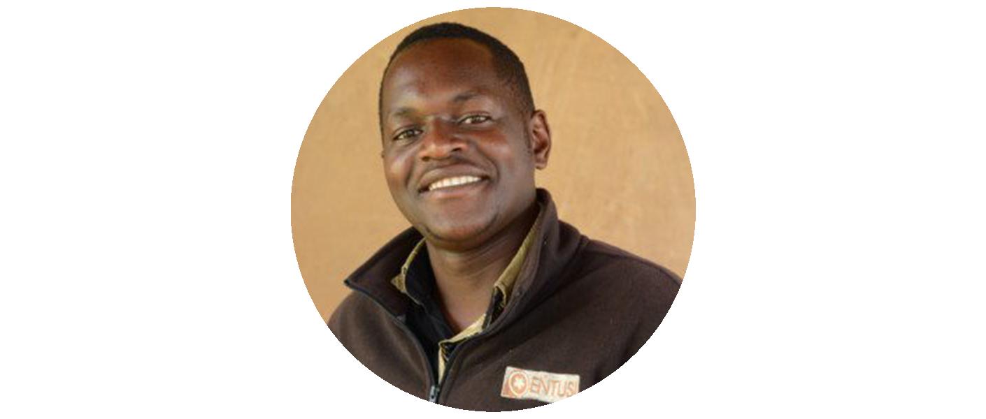 Raymond Bokua - Manager — Entusi Resort & Retreat Center