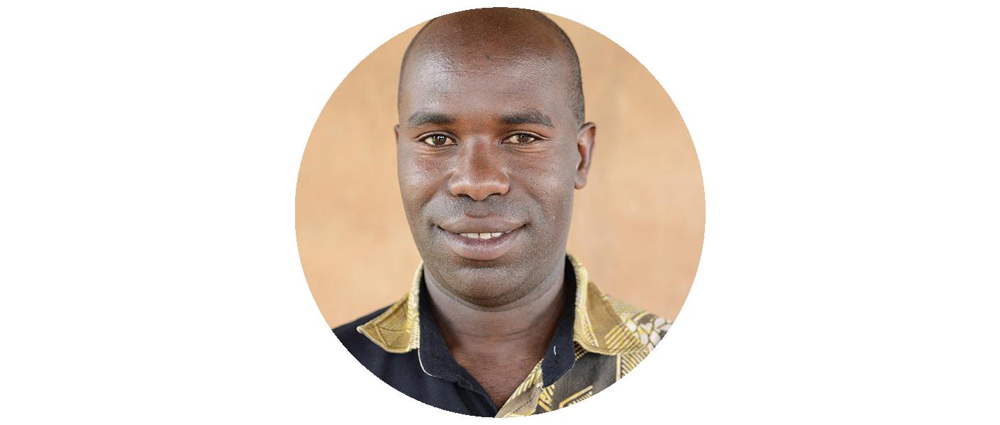 Hannington Bumari - Bartender & General Cashier