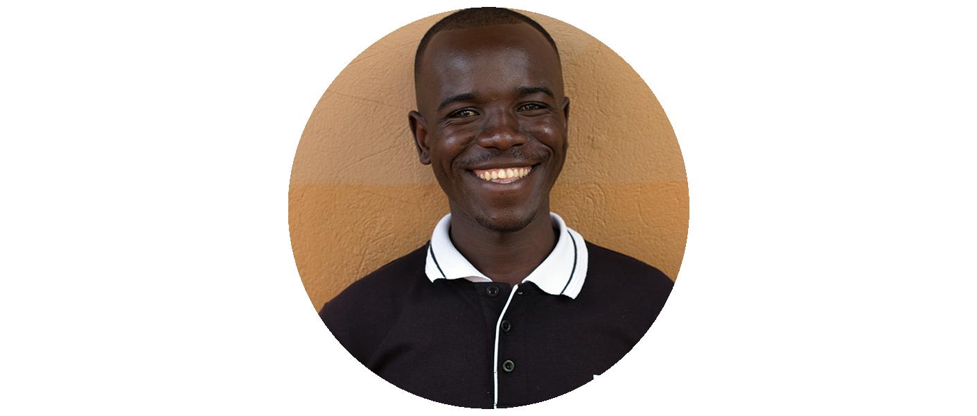 Gilbert Biromumeisho - Waiter