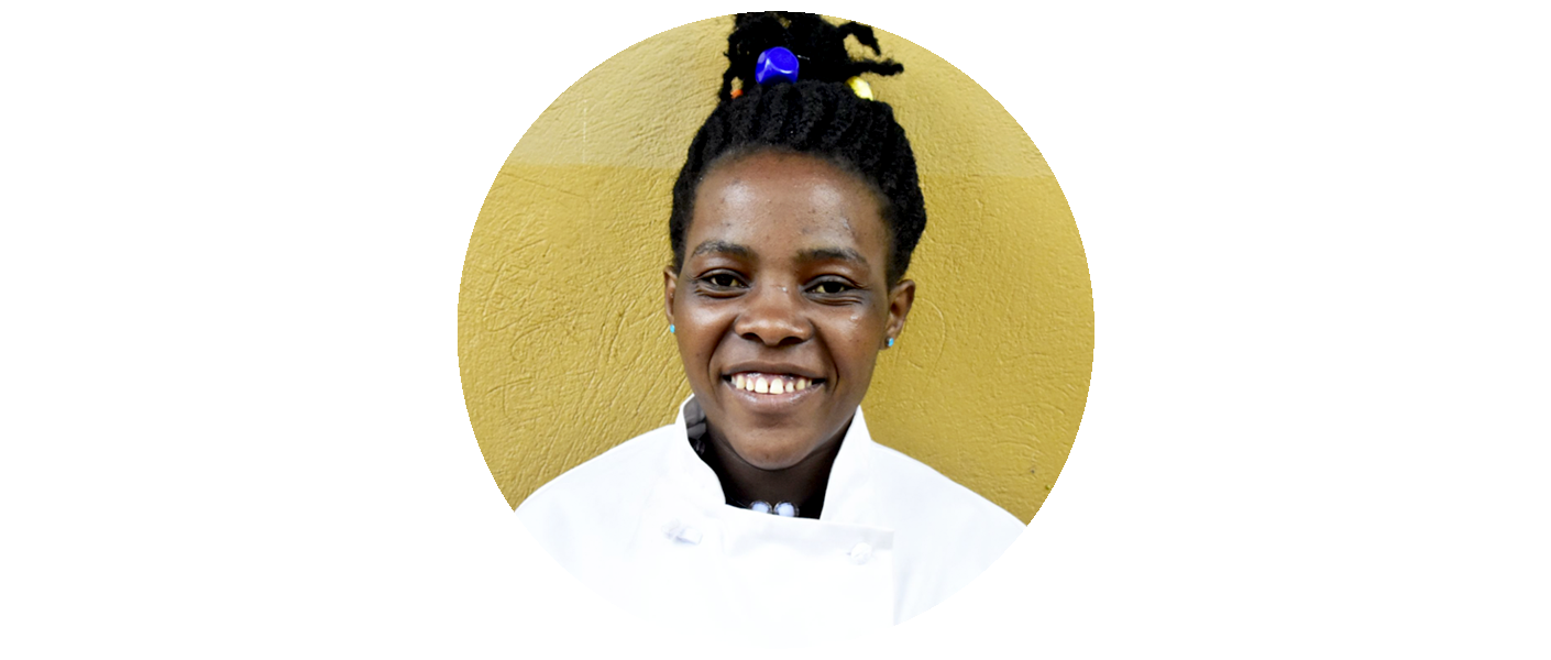 Lilian Kyarisiima - Assistant Chef