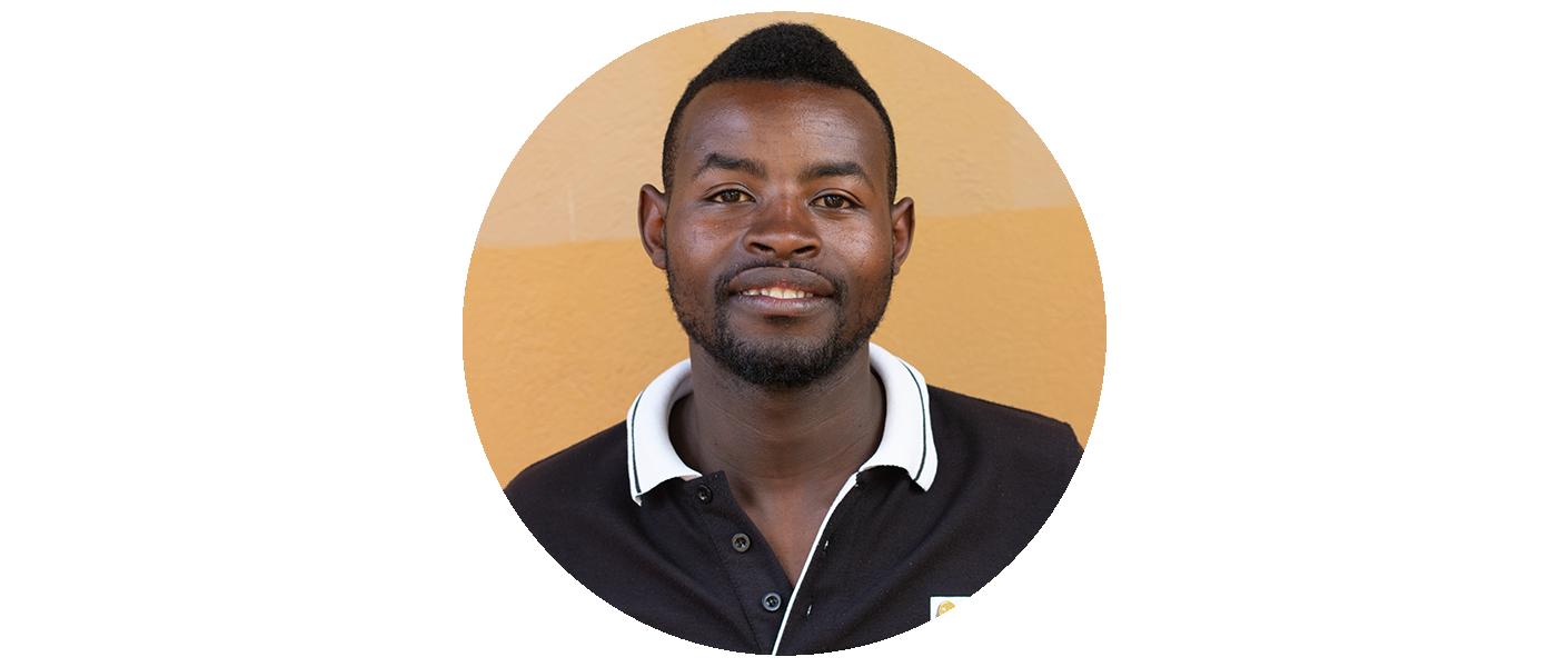 Isaac Besigomwe Nelson - Waiter