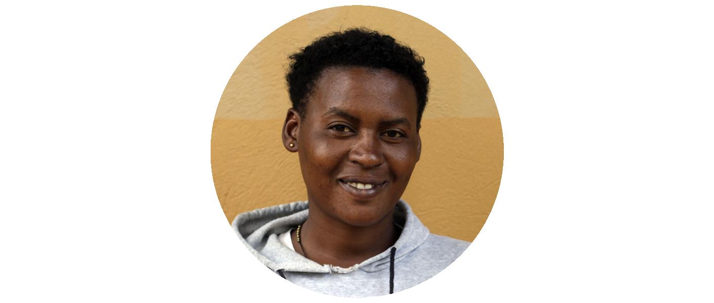 Lydia Natukunda - Assistant Chef