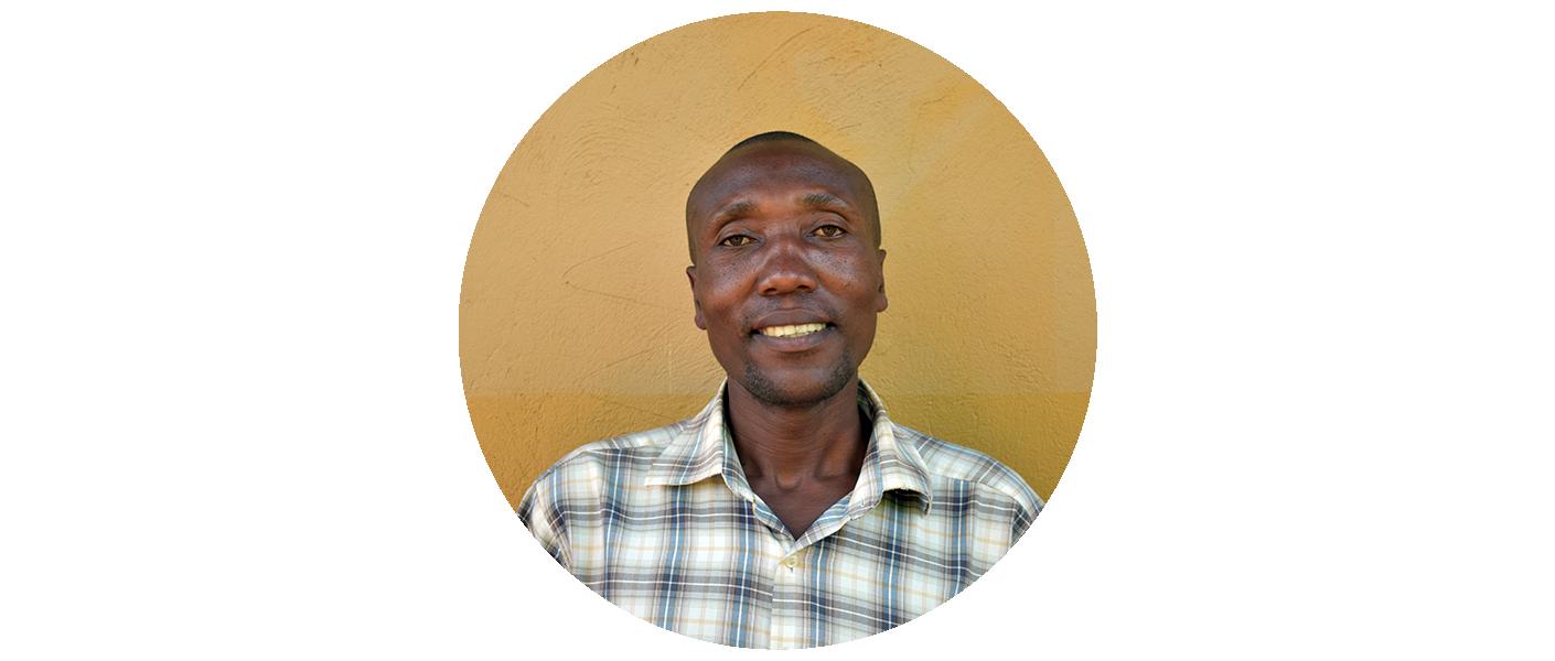 Elias Bataringaya - Model Farm Coordinator