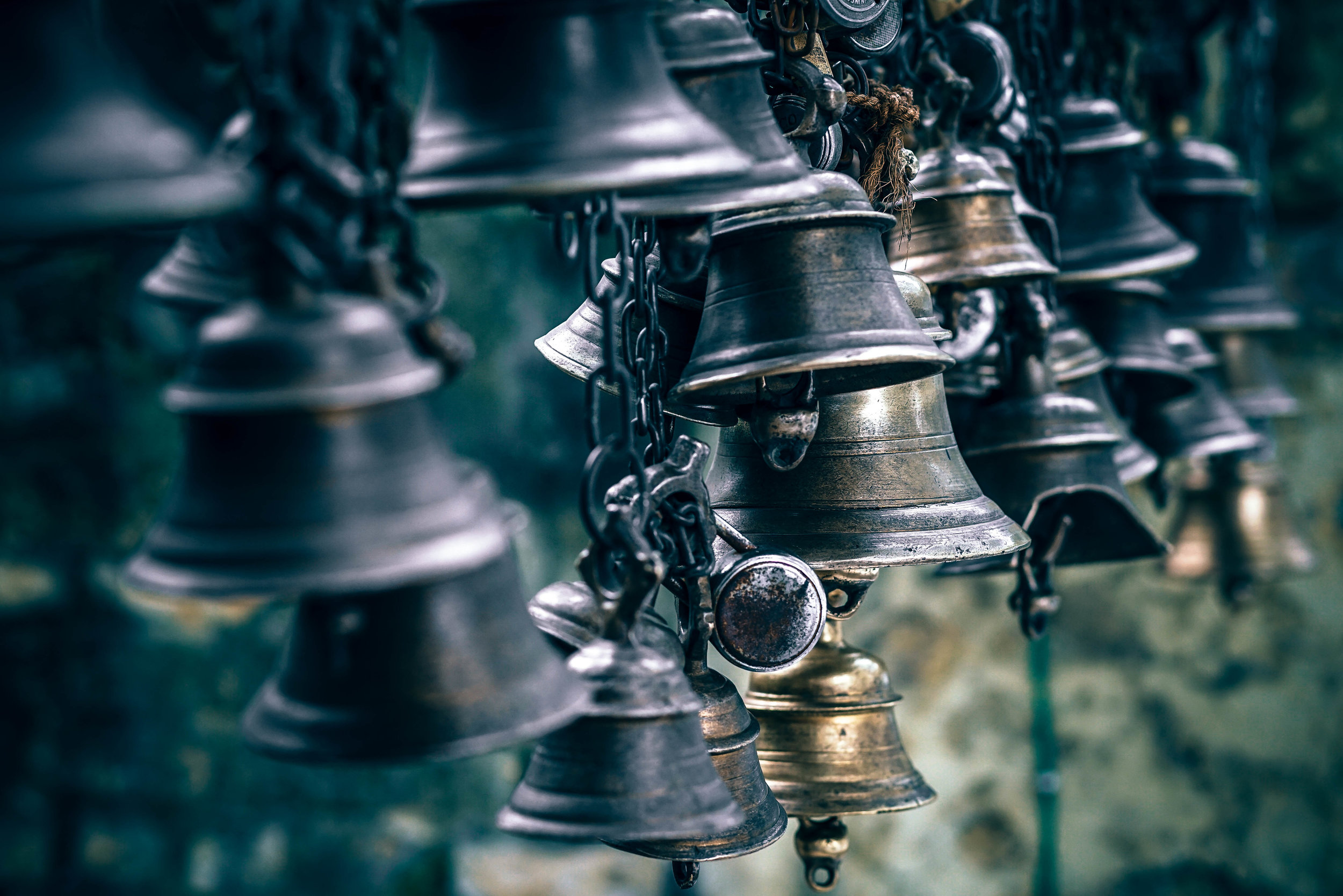 Bell Choir - Tuesdays 6:45