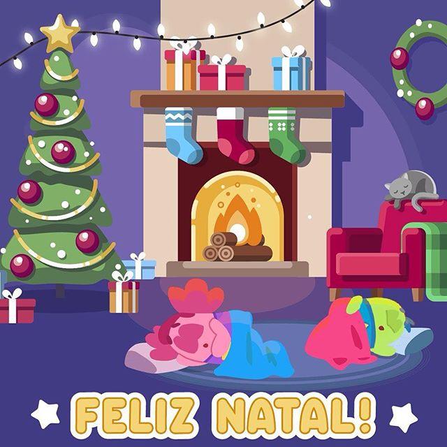 🎄🌟 Feliz Natal!! 🎅🎁 . Que todas a brincadeiras sejam doces e que todos os suspiros sejam de alegria nessa data tão especial. . Estamos muito felizes que você tenha nos acompanhado até aqui, é a primeira vez que Leo e Lully descobrem o que significa essa data tão mágica, cheia de felicidade e gratidão, e como este, virão muitos mais! . E é claro, para aquele soninho que bate na noite de natal, temos musiquinhas para o aconchego perfeito, confere lá! (Link do canal na descrição) . Boa semana a todas e todos! ✨ . #natal #feliznatal #fimdeano #ferias #crianca #presentes #arvoredenatal #christmas #xmas #merrychristmas #canalinfantil #musicapradormir #musica #cancoesdeninar #nananenem #lullaby #horadedormir #sono #soninho #leoelully
